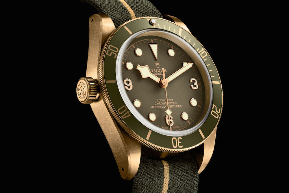Only Watch 2017 Tudor Black Bay Bronze One