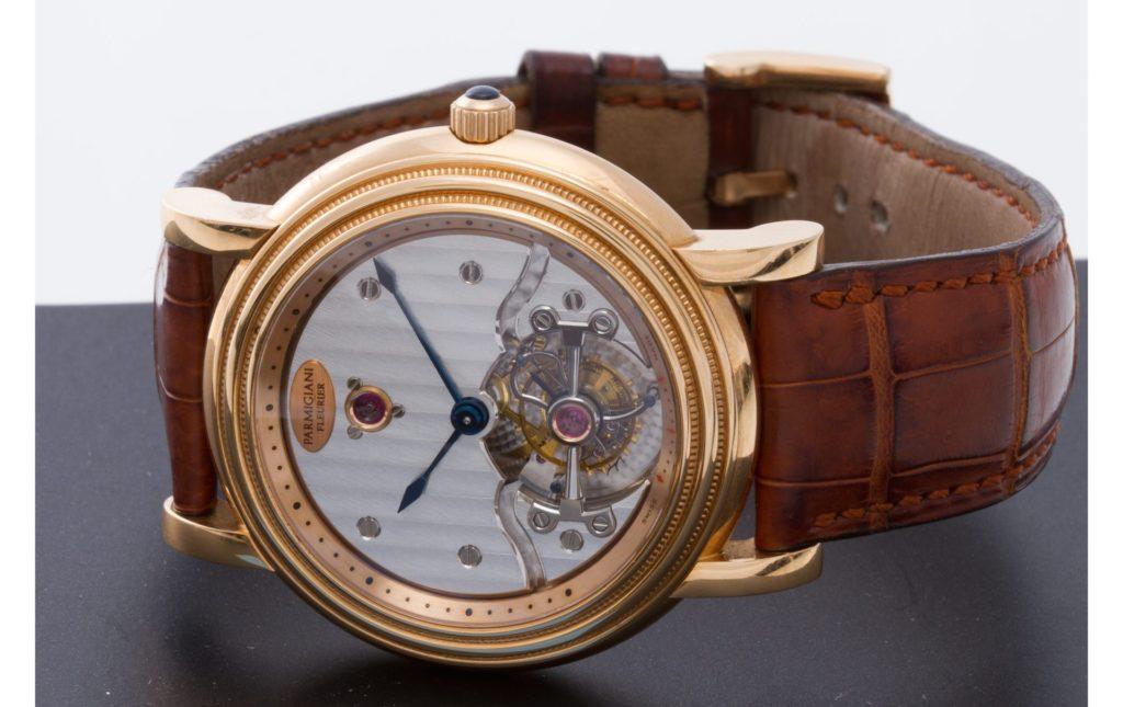 Parmigiani Fleurier Toric Tourbillon Rose Gold Watch