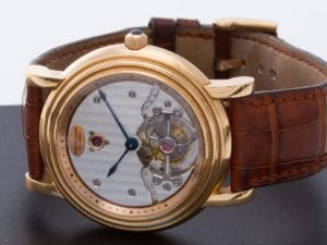Parmigiani Fleurier Toric Tourbillon Rose Gold Watch