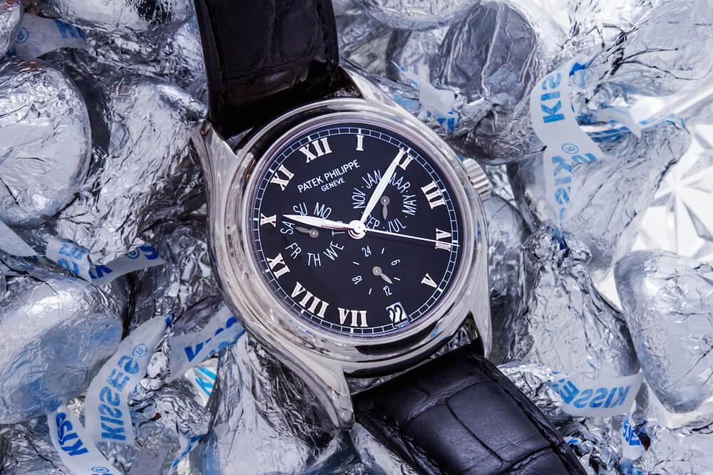 Patek Philippe Annual Calendar ref. 5035 Platinum Watches