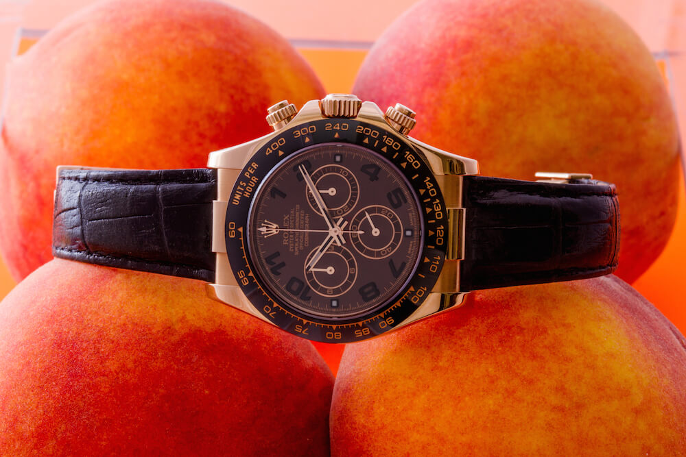 Rolex Daytona Rose Gold Watch