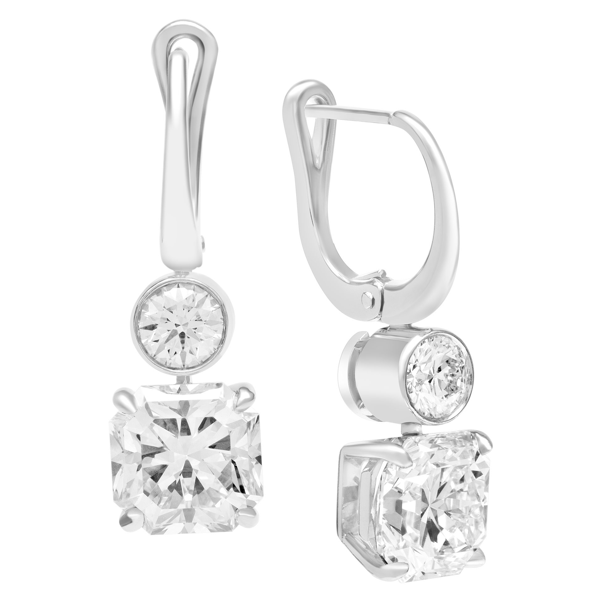 tiffany diamond outline heart earrings platinum products co tde bloomsbury