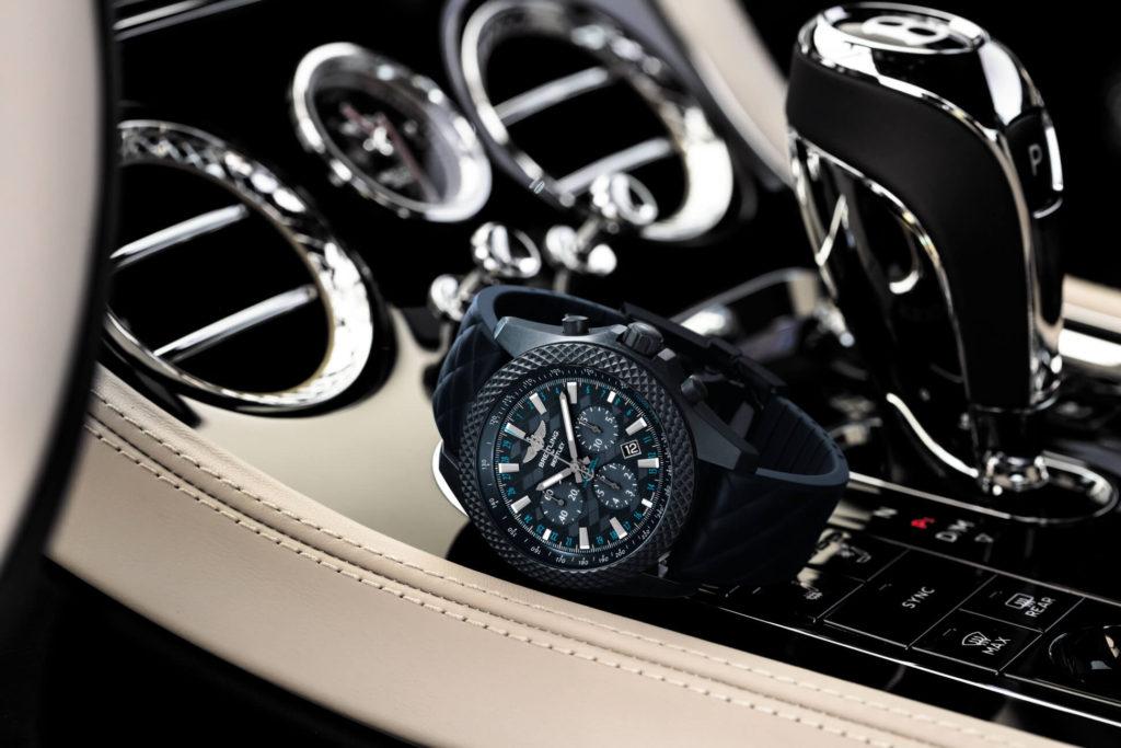 Breitling for Bentley GT Dark Sapphire Edition