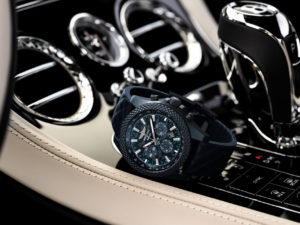 Breitling forBentley GT Dark Sapphire Edition