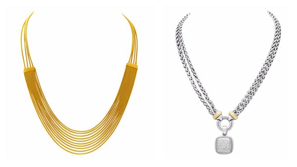 Statement Chain Necklaces