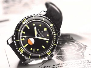 Only Watch 2017 Blancpain Tribute to Fifty Fathoms MIL-SPEC