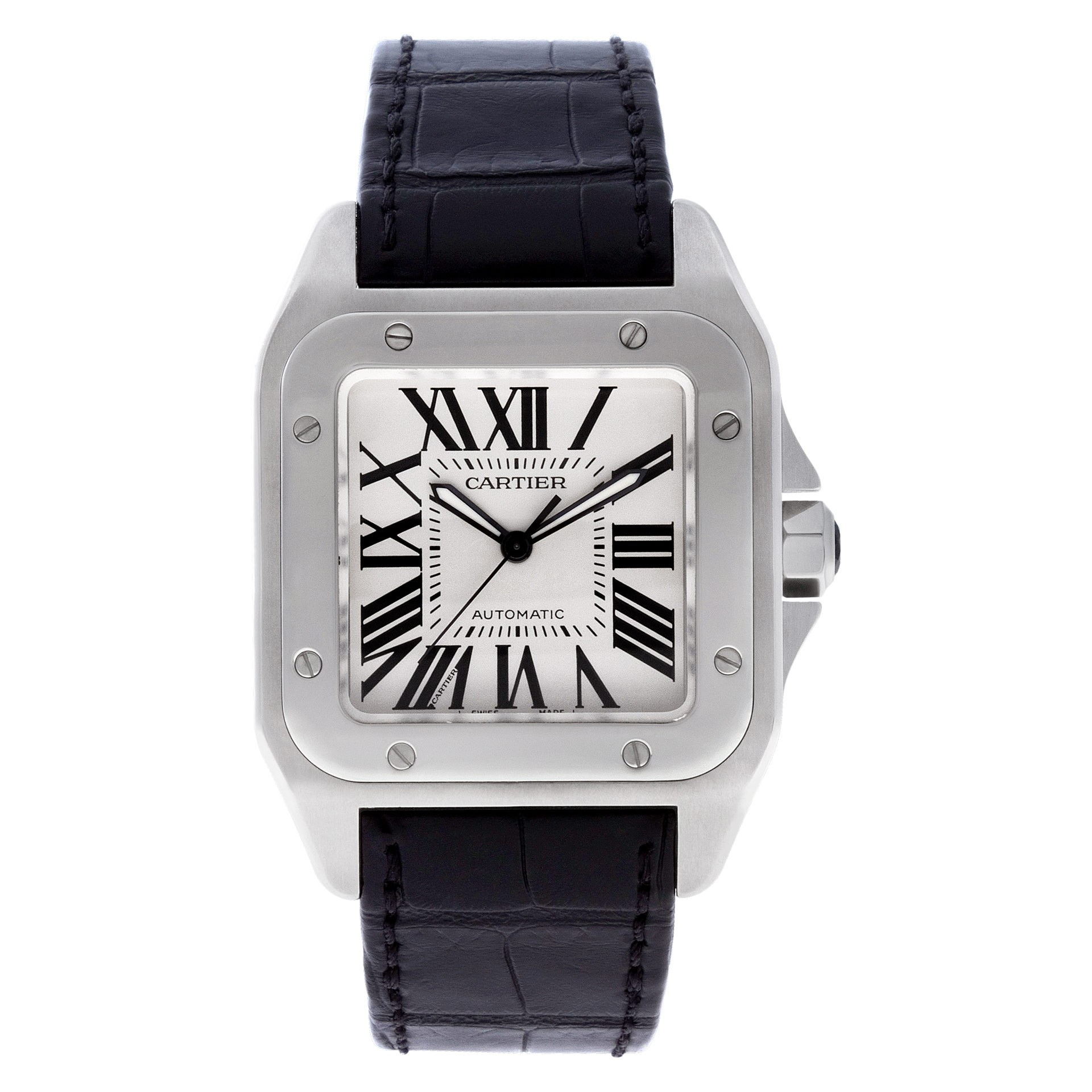 santos five right watches all cartier iconic blog the angles square for men