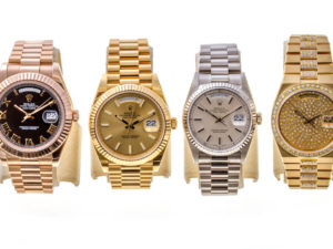 Four Ways to Wear the Rolex President Watch