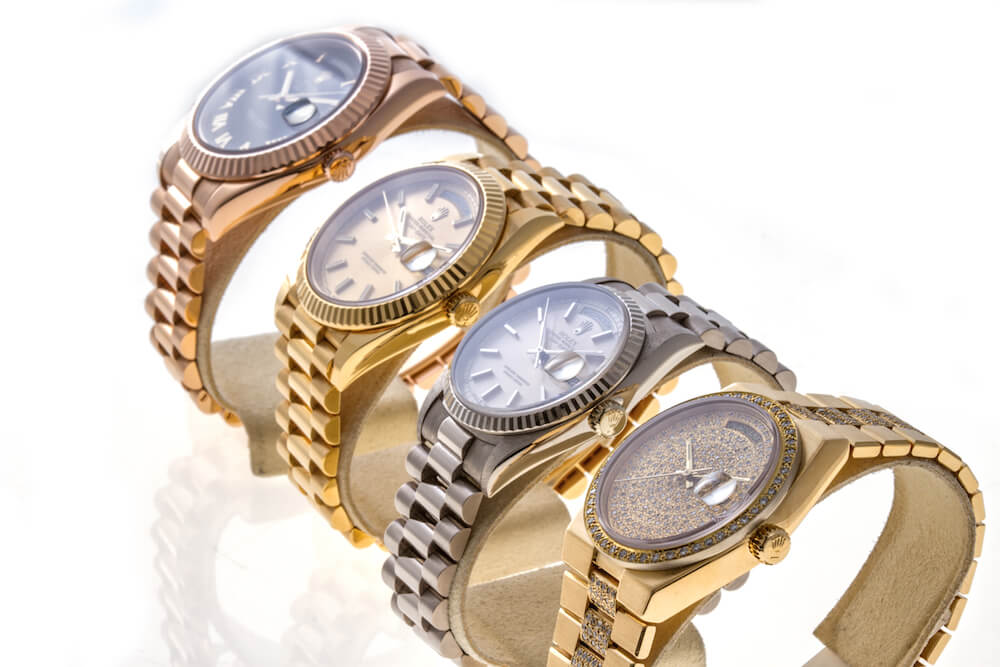 Four Ways to Wear the Rolex President Watch
