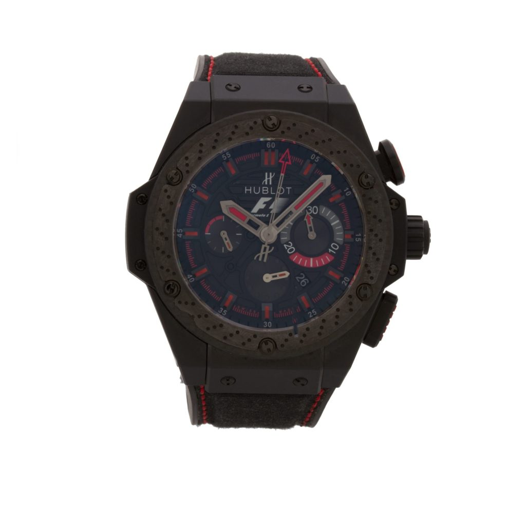 Car Inspired Watch: Hublot F1