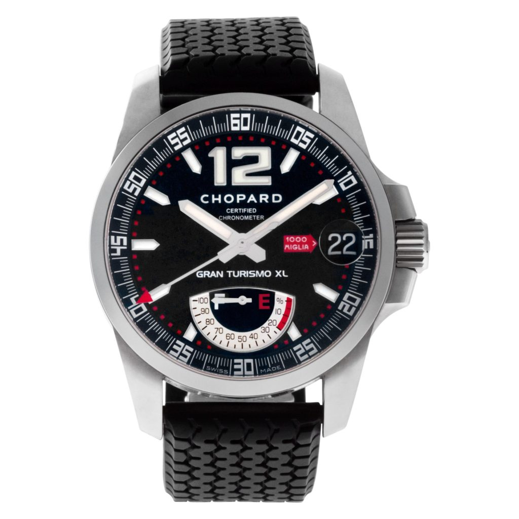 Car Inspired Watch: Chopard Mille Miglia