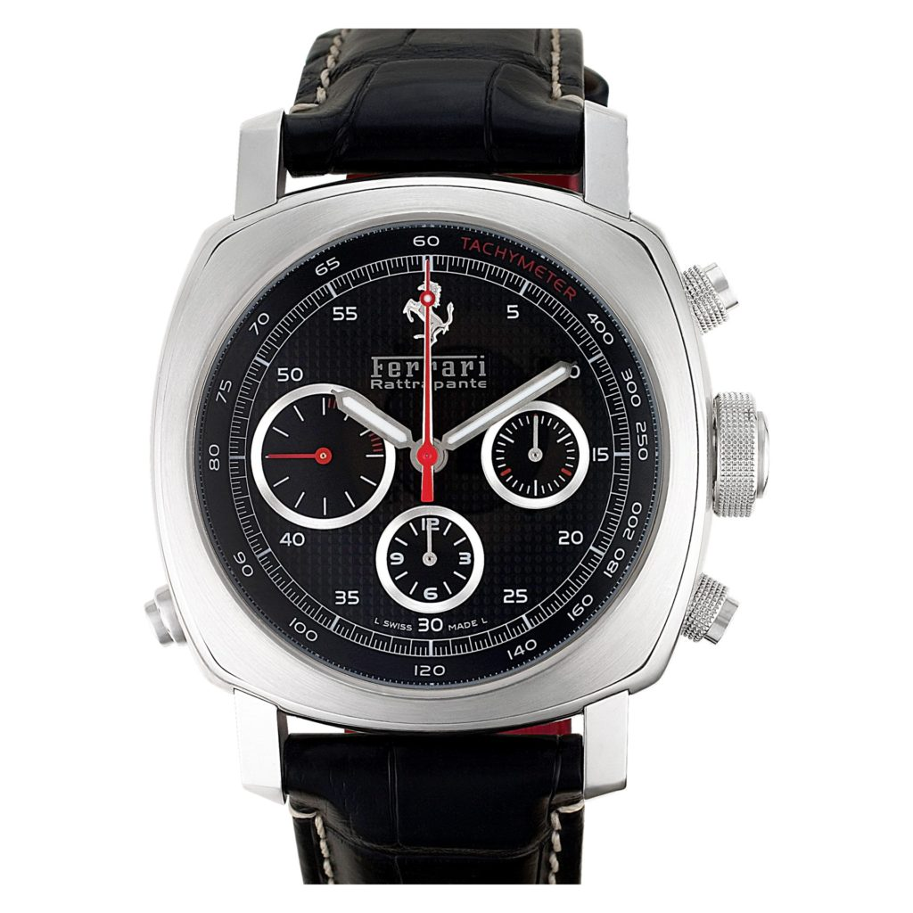 Car Inspired Watch: Panerai Ferrari Granturismo