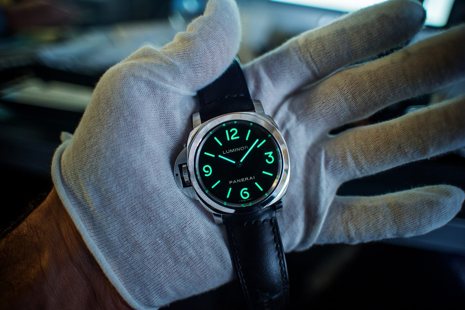 Panerai Luminor Base Destro
