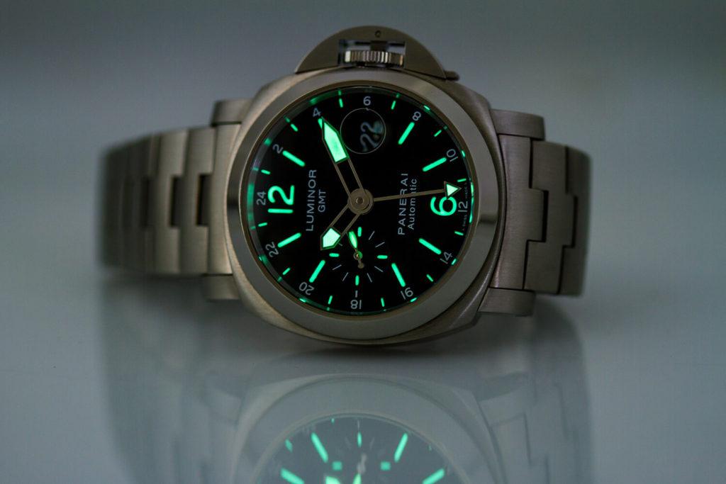 Panerai Luminor GMT PAM00297