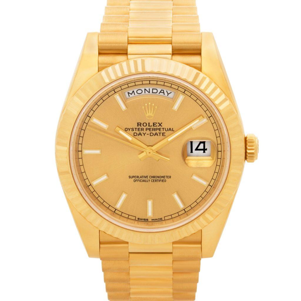 Rolex Day-Date 40 President ref. 228238