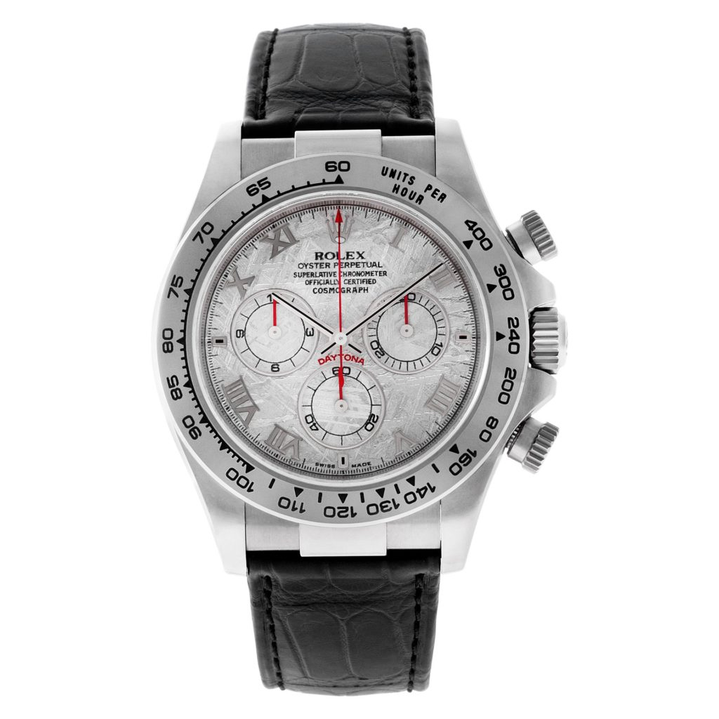 Car Inspired Watches: Rolex Daytona 1165519
