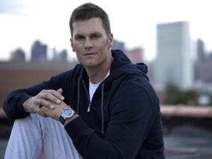 Limited Edition Tom Brady TAG Heuer Carrera Caliber Heuer 01