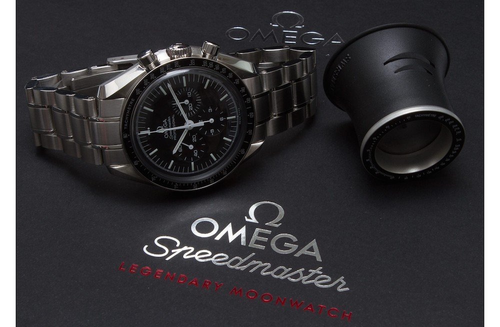 Modern Versions of Vintage Watches: Omega Speedmaster Professional Moonwatch