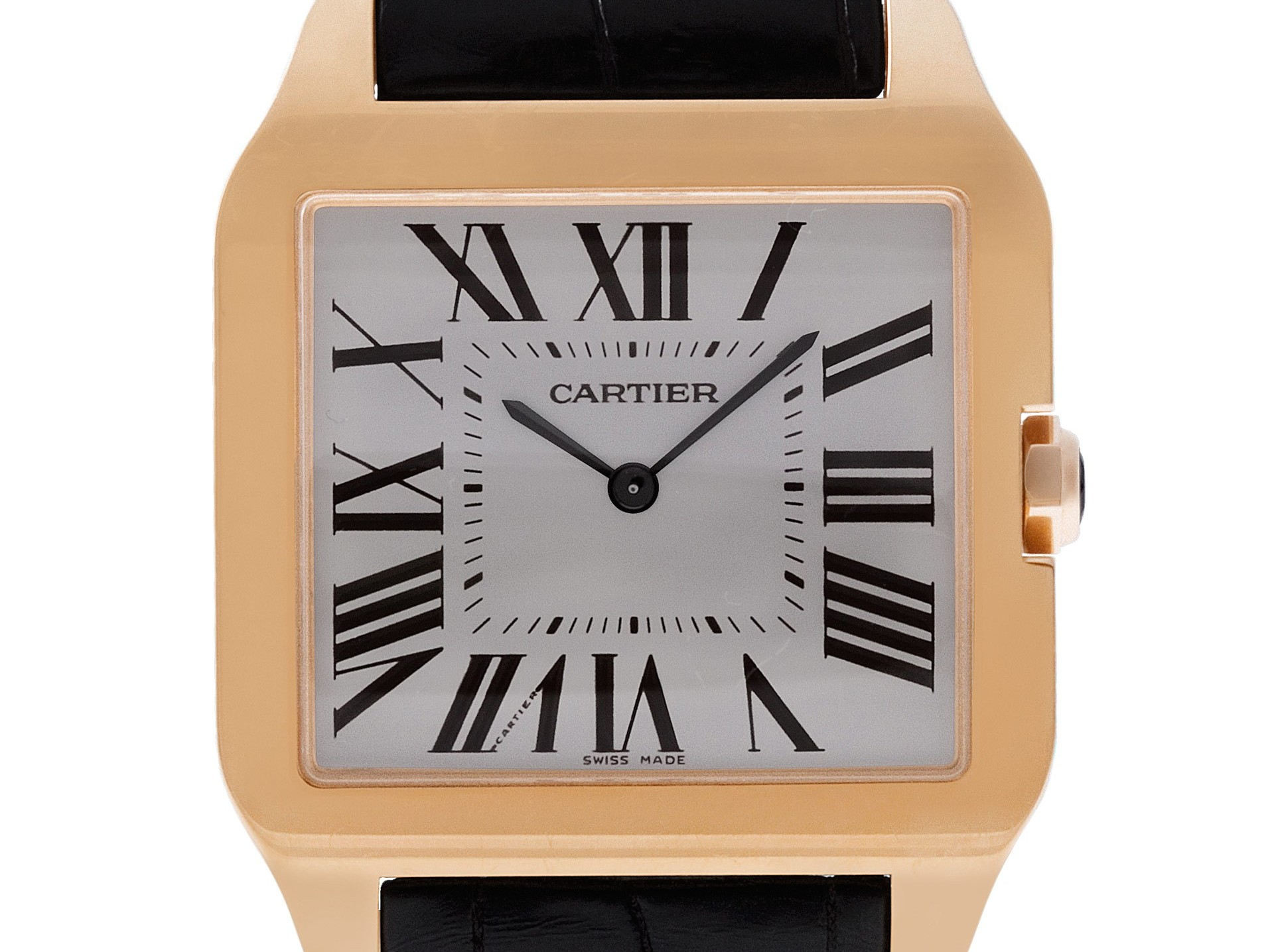 Elegant Dress Watches for Men - The Cartier Santos Dumont