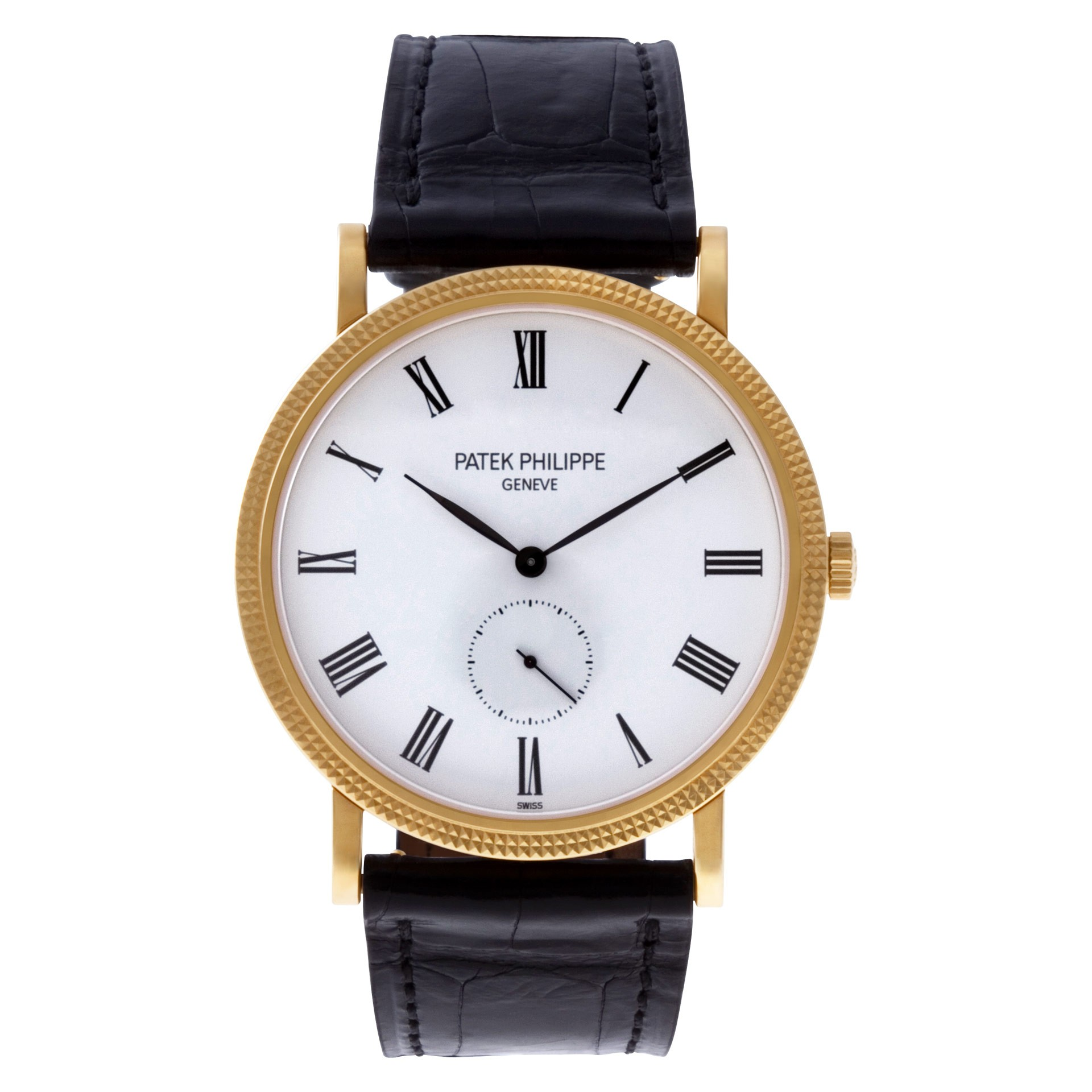 Elegant Dress Watches for Men Patek Philippe Calatrava ref. 5119J