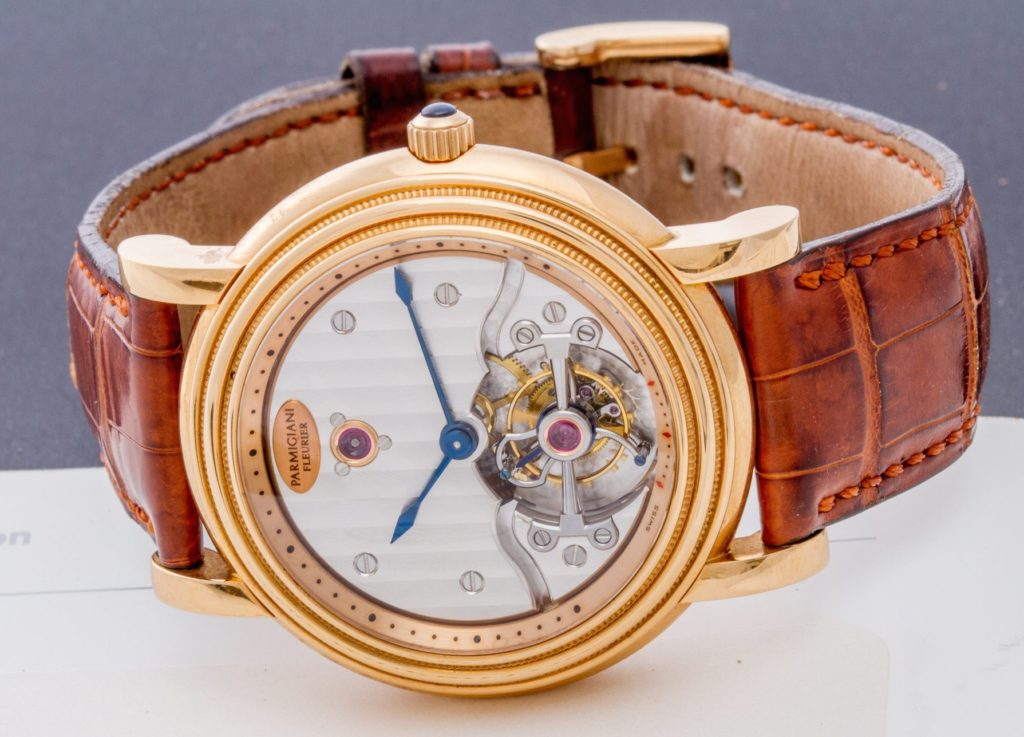 "Tourbillon is the French word for ""whirlwind"""