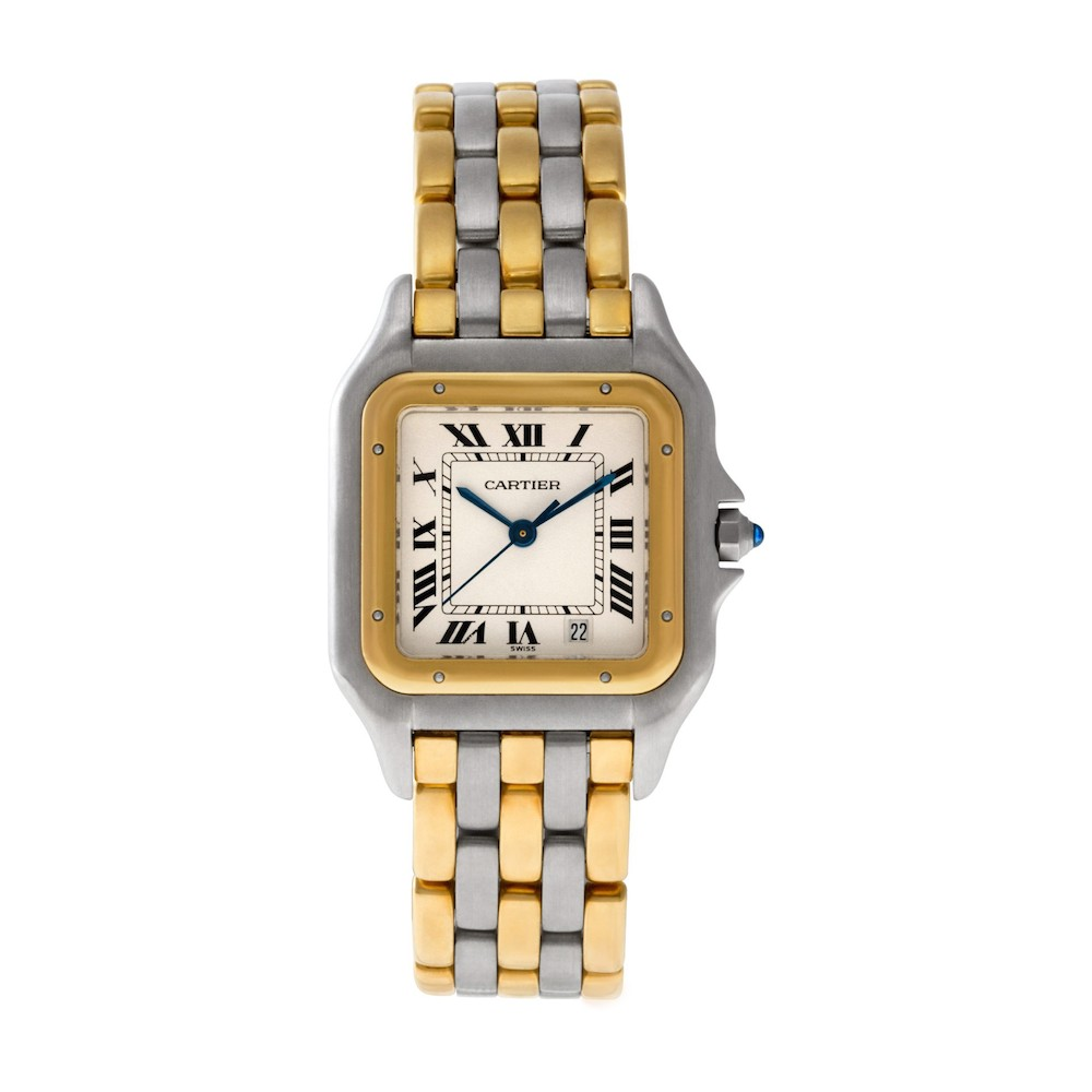 Best Luxury Watches for Women: Cartier Panthere