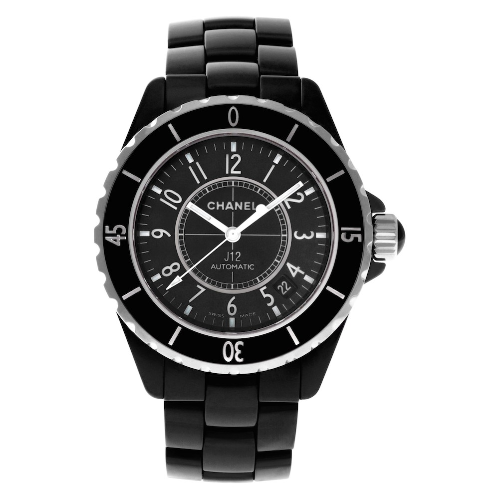 Best Luxury Watches for Women: Chanel J12