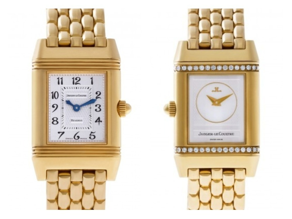 Best Luxury Watches for Women: Jaeger-LeCoultre Reverso