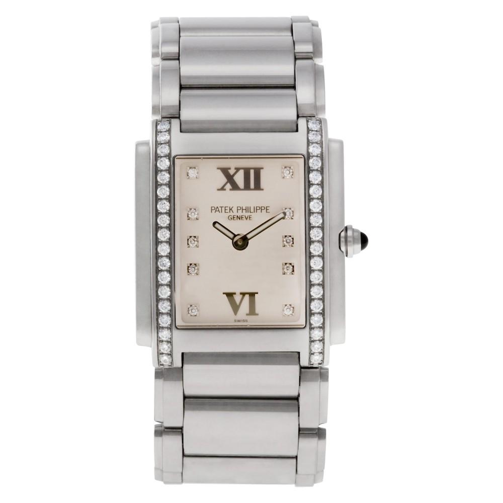 Best Luxury Watches for Women: Patek Philippe Twenty 4