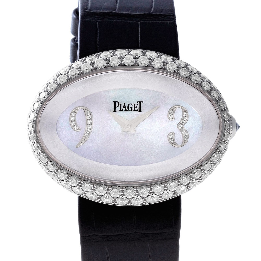 Best Luxury Watches for Women: Piaget Limelight