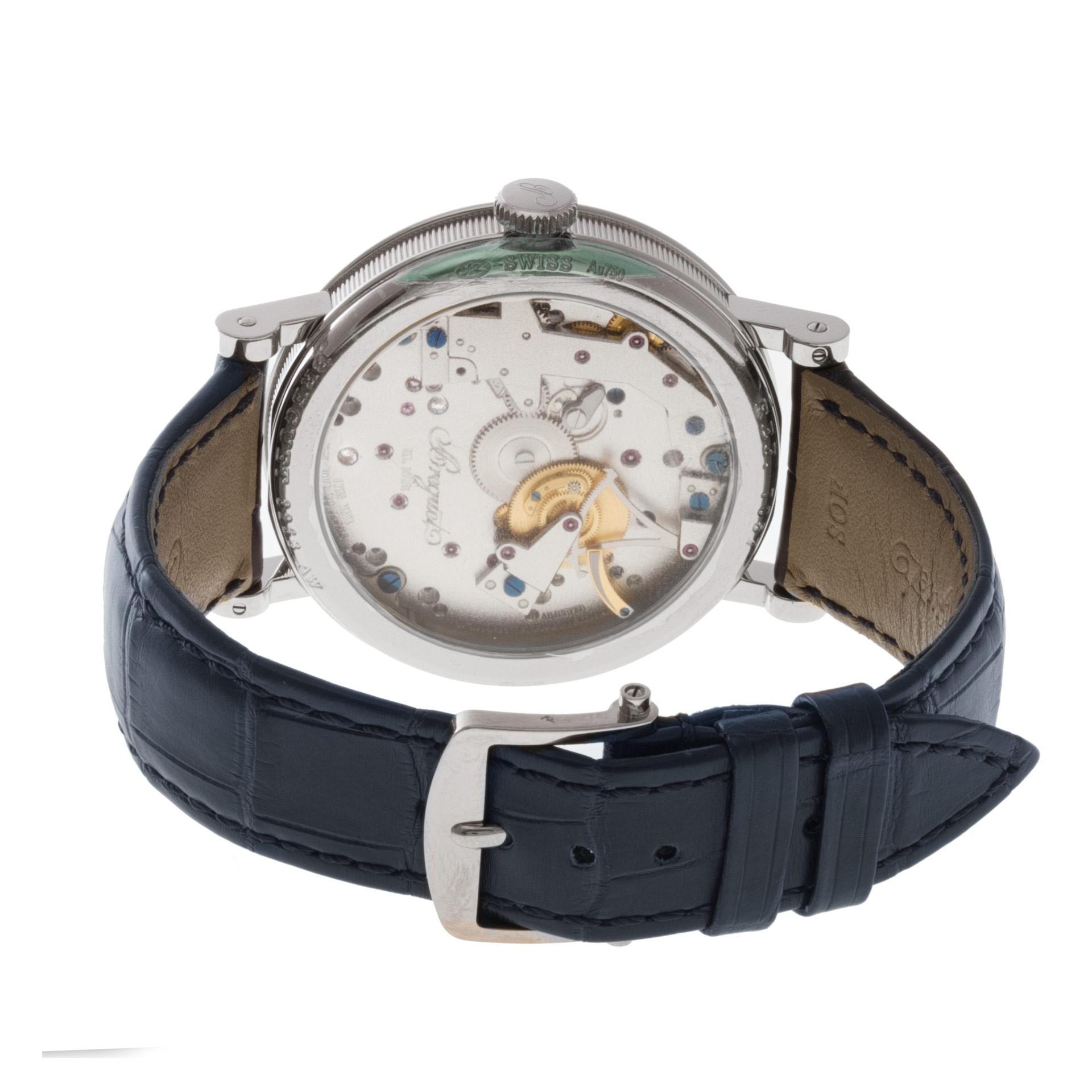 Breguet Watches: Tradition 7057BB