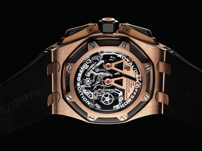 Pre SIHH 2018 Audemars Piguet Royal Oak Offshore Tourbillon Chronograph