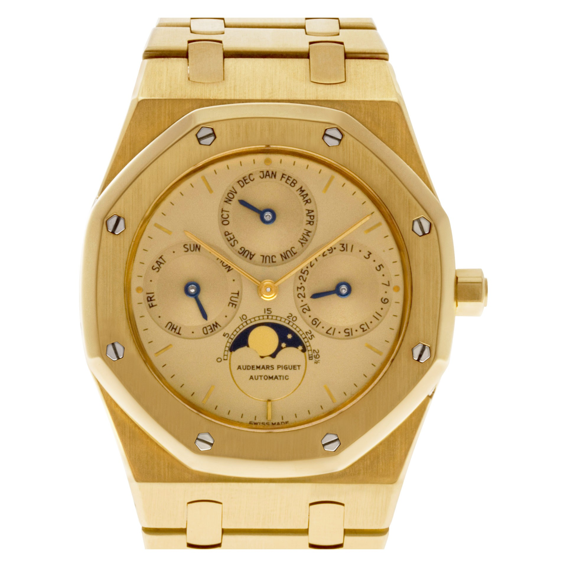 Famous Luxury Sports Watches with Integrated Bracelets: Royal Oak