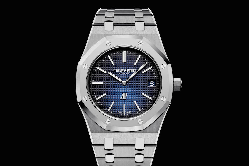 "Best Watches of SIHH 2018: Audemars Piguet Royal Oak ""Jumbo"" Extra-Thin"