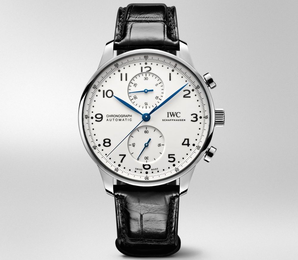 Best Watches of SIHH 2018: IWC Portugieser Chronograph