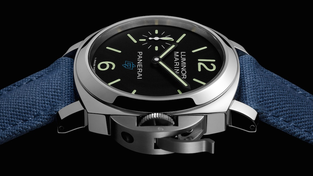 Best Watches of SIHH 2018: Panerai Luminor Logo