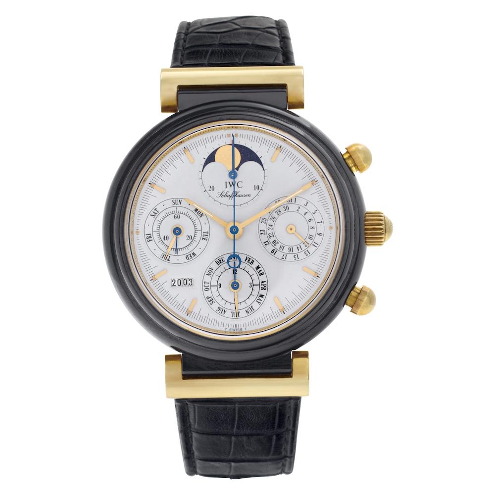 IWC Da Vinci Perpetual Calendar Chronograph IW3755