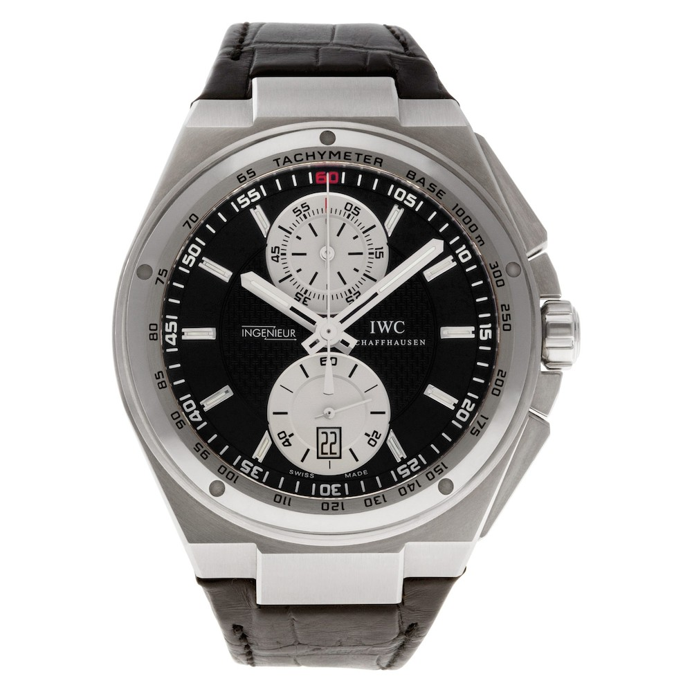 IWC Signature Watches; Big Ingenieur Chronograph