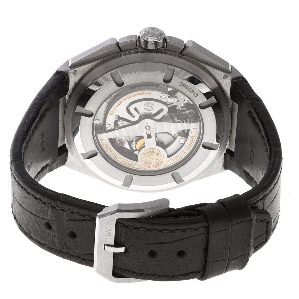 IWC Signature Watches; Big Ingenieur Chronograph