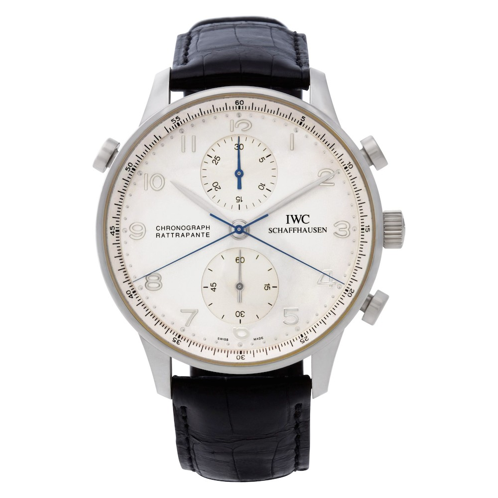 IWC Signature Watches: Portugieser Chronograph Rattrapante