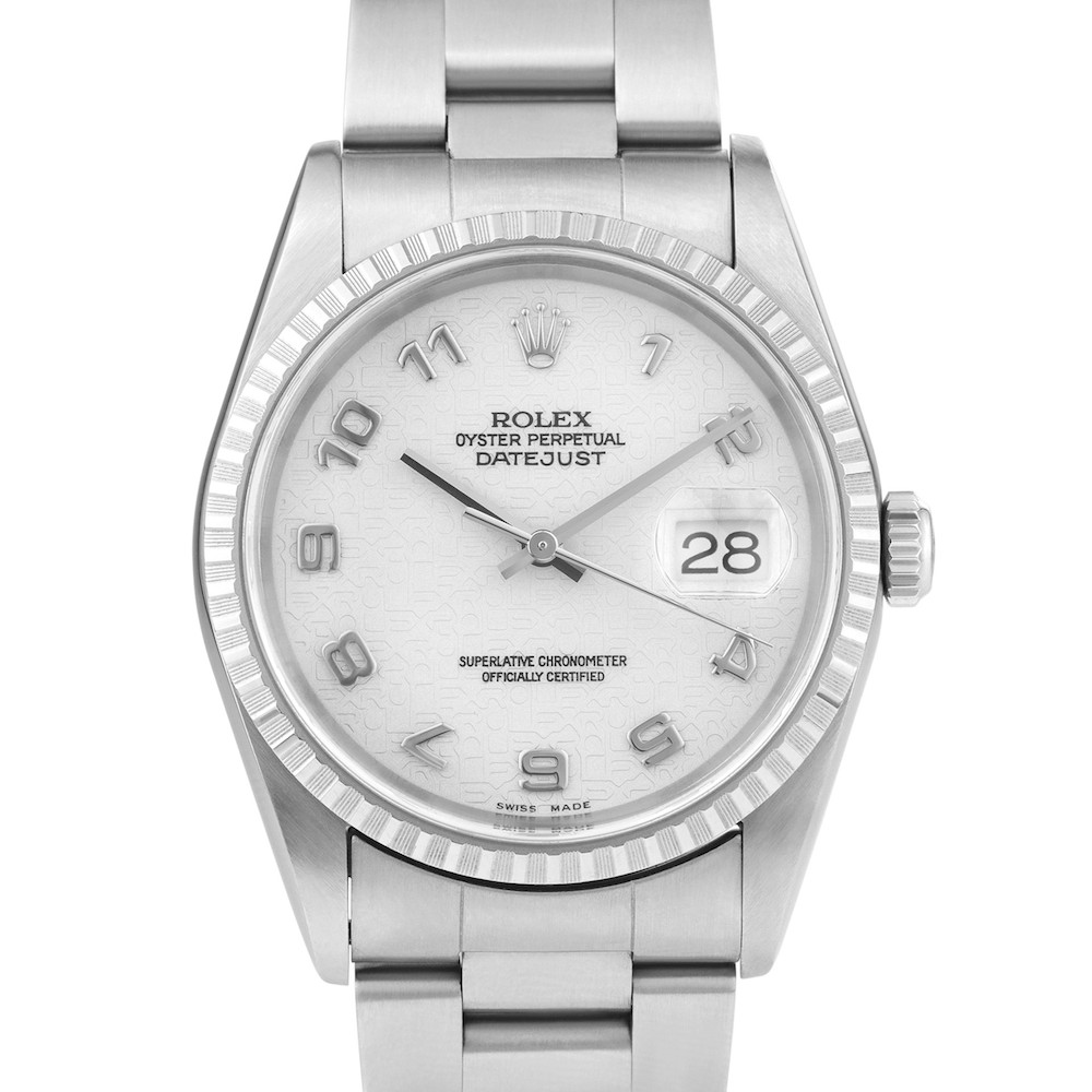 Men's Valentine's Day Gifts: Rolex Datejust