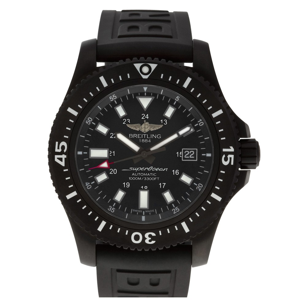 Men's Valentine's Day Gifts: Breitling Superocean