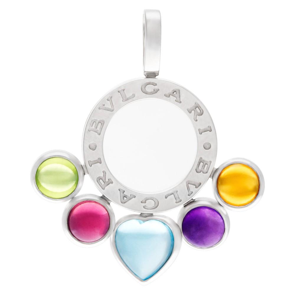 Valentine's Day Designer Jewelry Gifts: Bulgari Allegra Pendant