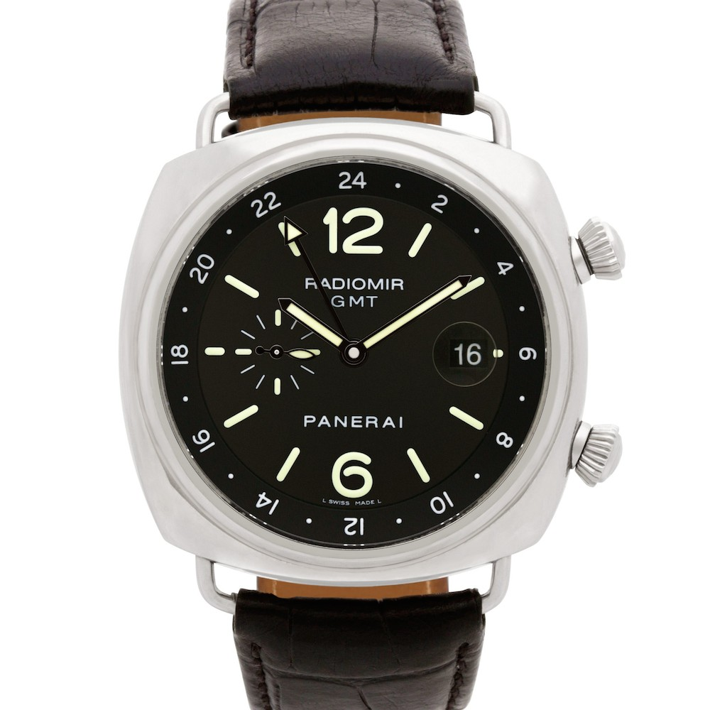 What is a GMT Watch Series; Panerai Radiomir GMT