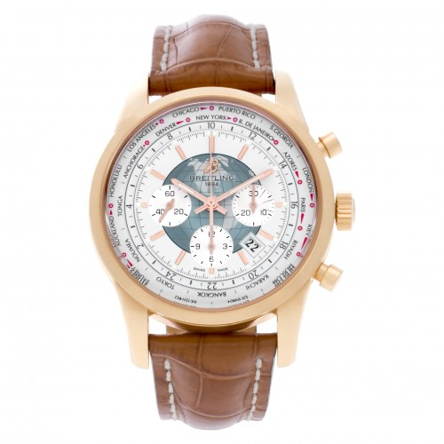 Groom Watches: Breitling Transocean Unitime Chronograph