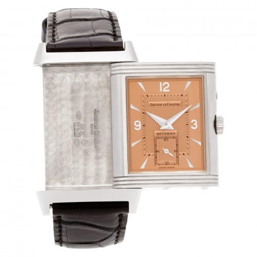 Groom Watches: Jaeger-LeCoultre Reverso