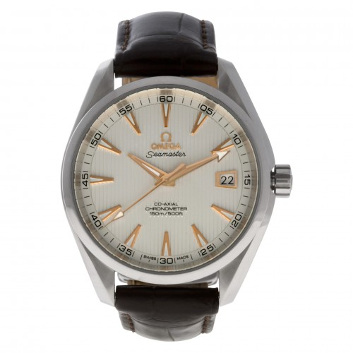 Groom Watches: The Omega Seamaster Aqua Terra