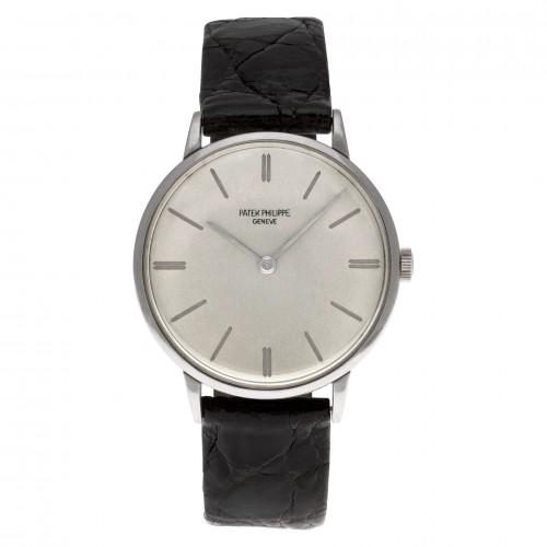Groom Watches: Patek Philippe Calatrava