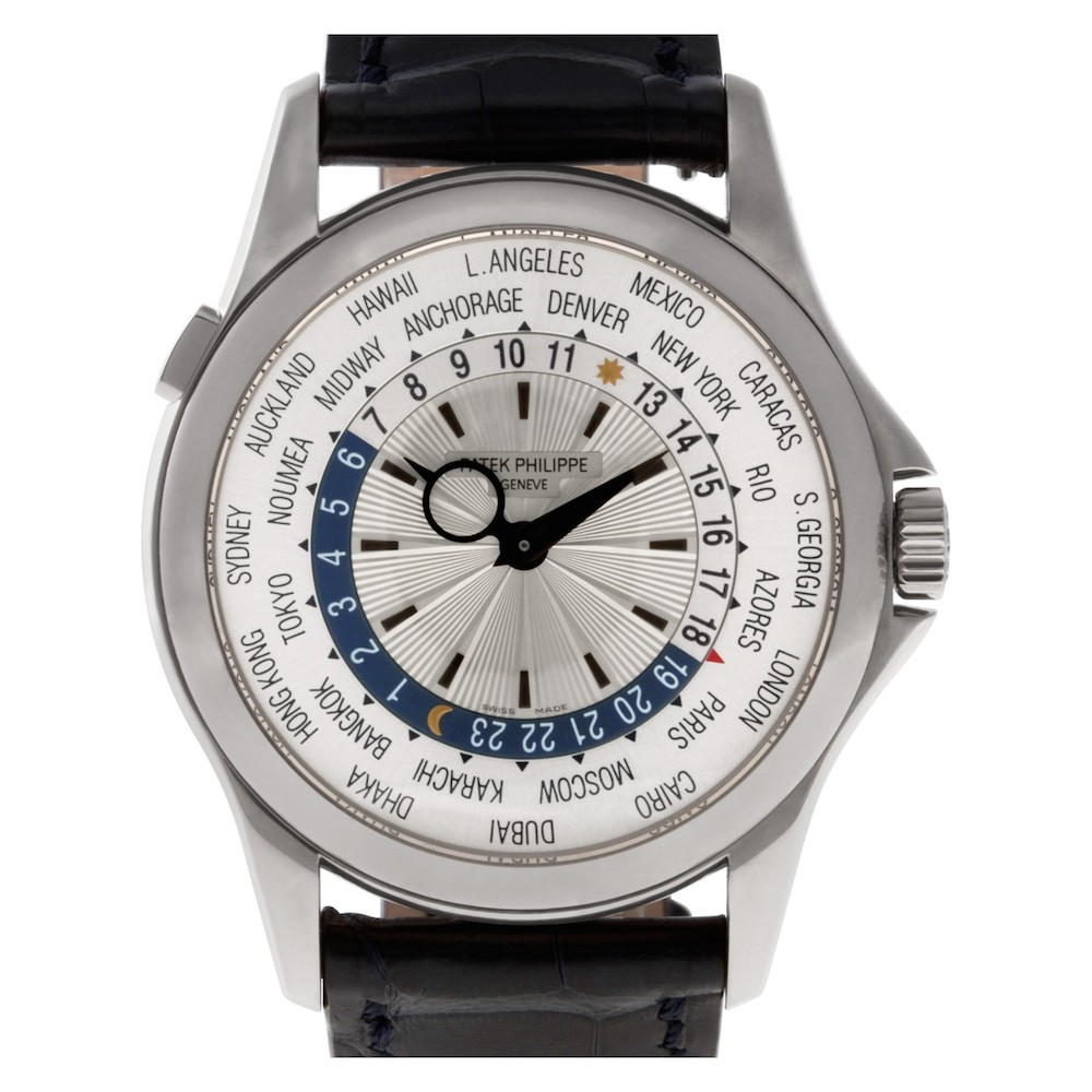 What is a World Timer watch: Patek Philippe World Time 5130G
