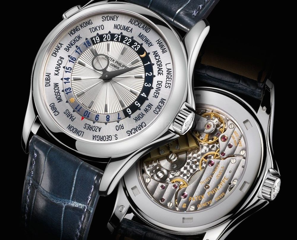 What is a World Timer Watch?